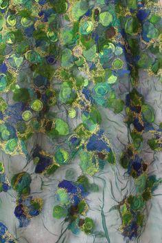Traveling Flora (detail) by Jessie Fair