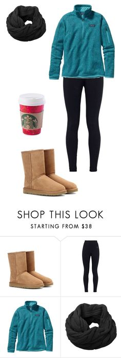 """""""White girl much?"""" by frenchfrog ❤ liked on Polyvore featuring UGG Australia…"""