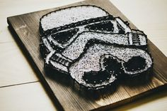 String Art - Star Wars - Stormtroopers! *by studio - #cherrywood43