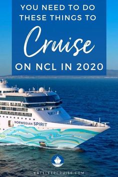 Royal Caribbean and Norwegian Cruise Line Reveal Details of Healthy Sail Panel - Royal Caribbean and NCL's Healthy Sail Panel revealed a detailed report today on best practices for a healthy and safe return to cruising. Some of these measures include testing prior to embarkation, face masks, and cruise line excursions only! #cruise #cruiseplanning #NCL #travel2020 #eatsleepcruise Cruise Checklist, Cruise Tips, Cruise Excursions, Cruise Destinations, Best Cruise, Cruise Vacation, Vacations, Cruise Ship Reviews, Msc Cruises