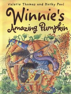 Winnie's Amazing Pumpkin by Valerie Thomas (Reading Level: picture book)