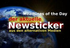 Alternative Presse Deutschland: Schlagzeilen des Tages! › behoerdenstress