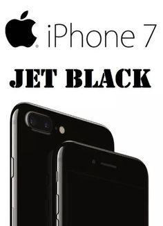 iphone 7 plus jet black 128gb lte 4g 3gb ram 12mp - nuevo