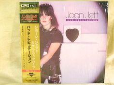 CD/Japan- JOAN JETT Bad Reputation w/OBI MINI-LP RARE K2 HD CODING remaster #HardRock