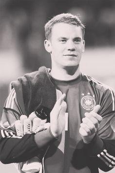 Manuel Neuer - Arquero de la selección de Alemania