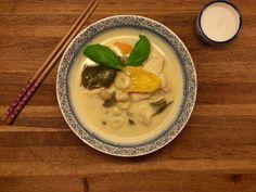 Tom-kah-guey soup