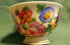Vintage Hutschenreuther Hohenberg 1939 demitasse teacup by KatsVintageTreasures on Etsy