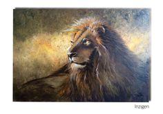 Лев- моё всё! Холст на картоне 35*50, масло. #инзижен #inzigen #масло #маслянаяживопись #живопись #paint #painting #painter #oil #oilpainting #artist #art #myart #instaart #картина #холст #ярисую #творчество #арт #create #creator #animal #animals #животные #лев #львы #царьзверей #царь #lion #lions