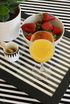 Cadre Diy, Diy Accessoires, Sweet Home, Shake, Ethnic Recipes, Blog, Alice, Tray, Smoothie