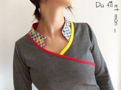 Necklines for designer kurtis - Simple Craft Ideas Salwar Neck Patterns, Neck Patterns For Kurtis, Salwar Kameez Neck Designs, Salwar Pattern, Kurta Neck Design, Salwar Designs, Dress Patterns, Chudi Neck Designs, Neck Designs For Suits