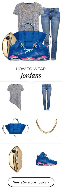 """Untitled #386"" by taylorgsimone on Polyvore featuring Current/Elliott, STELLA McCARTNEY and Retrò"