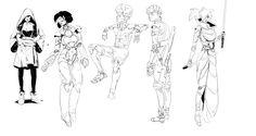 W20141214 - Cyborgs by StMan.deviantart.com on @DeviantArt