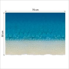RayLineDo 3D Seaside Floor Stickers Art Wall Stickers Decals Fashion Design DIY Wall Decoration House Babyroom Decoration *** Additional details at the pin image, click it  : home diy wall
