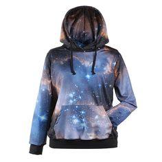 Punk Sweatshirt Women Hoodies New Fashion moletom Suit Outside Tracksuit Print Coat With Pocket sudaderas mujer Who like it ? Visit us