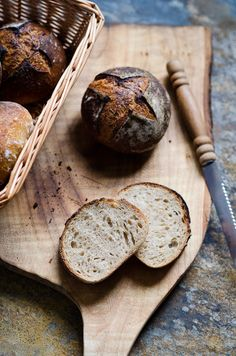 Apple Sourdough Bread | At Down Under | Viviane Perenyi