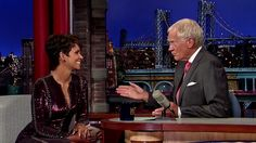Halle Berry Tells David Letterman That She Believes in Aliens (Video) - http://starzentertainment.net/music-and-entertainment-news/halle-berry-tells-david-letterman-that-she-believes-in-aliens-video.html/