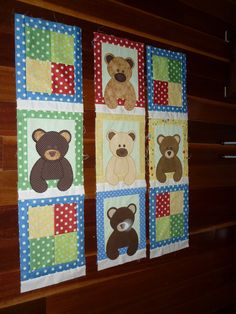 Vintage Quilt Patterns - Embroidery - Applique and Pieced Quilts