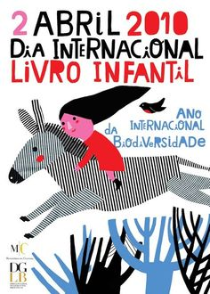 planeta tangerina: Amanhã, Mañana  This is a really cute poster commemorating infancy and international Biodiversity.
