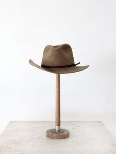 d1333dbf4ccd8 107 Best Antique   VTG Cowboy Hats images