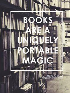 """""""Books are..."""""""