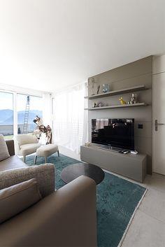 Arredamento completo, arredamento soggiorno, divani B&B Italia ...