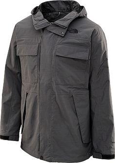 North face men's stillwell rain jacket