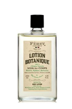 Lotion Botanique by Féret Parfumeur