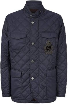 Harrods, designer clothing, luxury gifts and fashion accessories Flight Bomber Jacket, Harrods, Dapper, Trousers, Winter Jackets, Crown, Fashion, Pants, Winter Coats