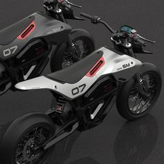 The is an electric motorbike that manages to stand out. An electric motorbike with pedals perfect for both daily commute and off-road riding. Futuristic Motorcycle, Futuristic Cars, Motocross Bikes, Motorcycle Bike, Motorcycle Memes, Concept Motorcycles, Custom Motorcycles, E Motor, Motorbike Design