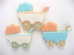 Thanks for sharing Sugar Rush Cookies! Perfect for any baby shower! Buy this baby carriage cookie cutter for only $2.99!