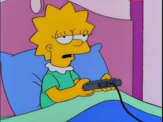 Relatable Pictures of Lisa Simpson Lisa Simpsons, Simpsons Meme, Simpsons Art, Cartoon Memes, Cartoon Pics, Cartoons, Cartoon Picture, Simpson Wave, Cartoon Profile Pictures