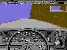 Test Drive (Commodore 64)