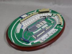 Atlanta Motor Speedway NAPA 500 Replica Limited Edition Collectible Model Souvenir Racetrack Sports Traditions by WesternKyRustic on Etsy
