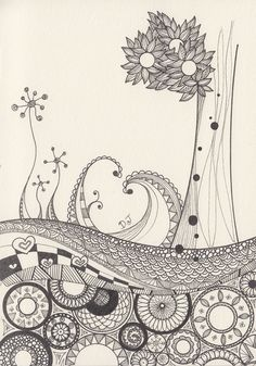 good Zentangle book for beginners?? I mean a detailed step by step ...