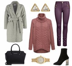 #Herbstoutfit <3 ♥ #outfit #Damenoutfit #outfitdestages #dresslove