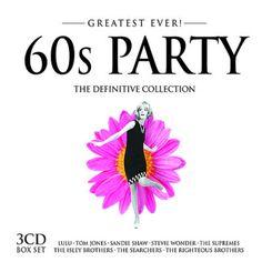 Bate-Boca & Musical: VA - Greatest Ever 60's Party (2015) 3CDs