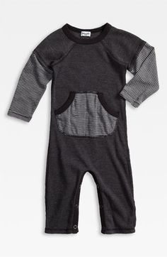 Splendid Thermal Romper (Infant) (Nordstrom Exclusive) available at #Nordstrom