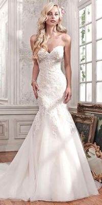 Maggie Sottero Spring 2016 fit and flare wedding dress dresses fit and flare Maggie Sottero Spring 2016 Wedding Dresses - World of Bridal Maggie Sottero Wedding Dresses, 2016 Wedding Dresses, Country Wedding Dresses, Boho Wedding Dress, Wedding Gowns, Bridesmaid Dresses, Mermaid Wedding, Weeding Dresses, Cinderella Wedding
