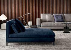 ANDERSEN CHAISE LONGUE Designed by Rodolfo Dordoni