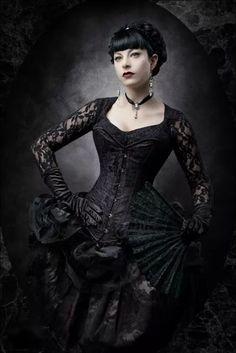 Victorian #Goth