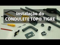 Instalação | Condulete Top TIGRE - YouTube