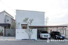 Design Home Exterior Entrance 68 Ideas Dream Home Design, House Design, Website Color Palette, Zen House, House Entrance, Entrance Ideas, Parking Design, Garage House, Simple House