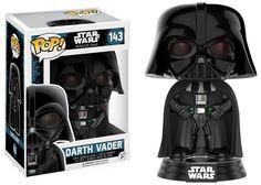 Funko Star Wars: Rogue One - Darth Vader Pop! Vinyl