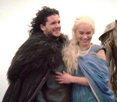 Daenerys and Jon  pic.twitter.com/nShK1H9Pf0
