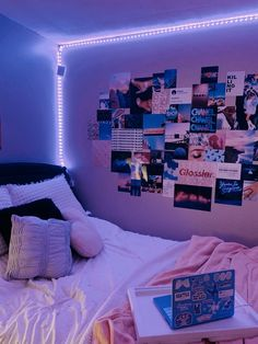 Cute Bedroom Decor, Room Design Bedroom, Cute Bedroom Ideas, Teen Room Decor, Room Ideas Bedroom, Bedroom Decor For Teen Girls, Bedroom Inspo, Dream Teen Bedrooms, Men Bedroom