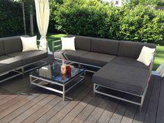 Awesome Polster Für Gartenlounge, Loungepolster Nach Maß, Outdoor Stoff Nach Wunsch