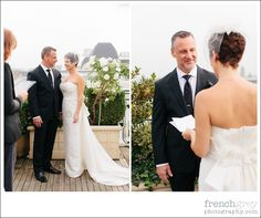Wedding Celebrant and Officiant in Paris France | French Grey Events | Wedding: Paris, France. Ilene + Adam