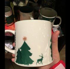 1 pc New Starbucks Christmas Gift Loose snow world mark coffee Mug Starbucks Christmas, Starbucks Mugs, Christmas Gifts, Stocking Ideas, Coffee Mugs, Snow, Glasses, Tableware, Ebay