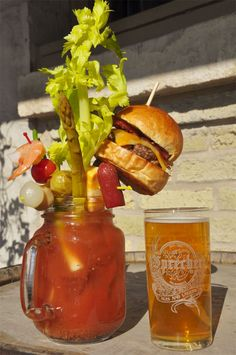 Sobelman's Pub and Grill   Milwaukee's Best Burgers   Bloody Mary