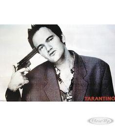 Quentin Tarantino Poster Hier bei www.closeup.de